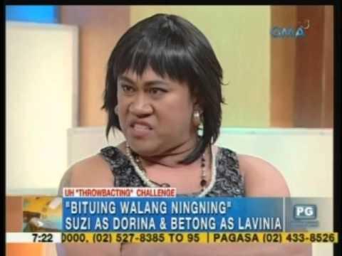 UH Throwbacting Challenge: Suzi Abrera and Betong Sumaya pay tribute to 'Bituing Walang Ningning'