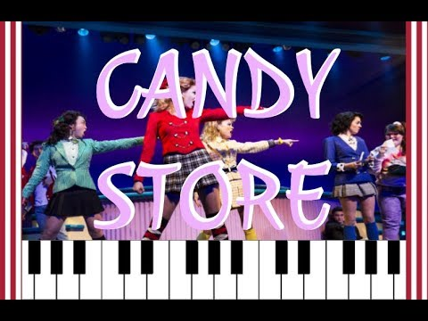 Heathers : The Musical - Candy Store [Electric Piano Cover]