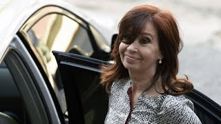 Los partidarios de Cristina Fernández temen un juicio político