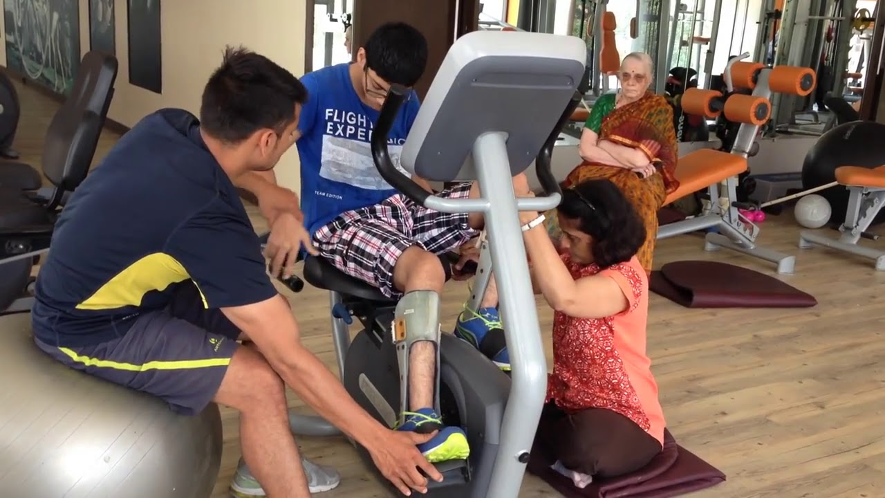 Cerebral palsy physiotherapy treatment exercises for