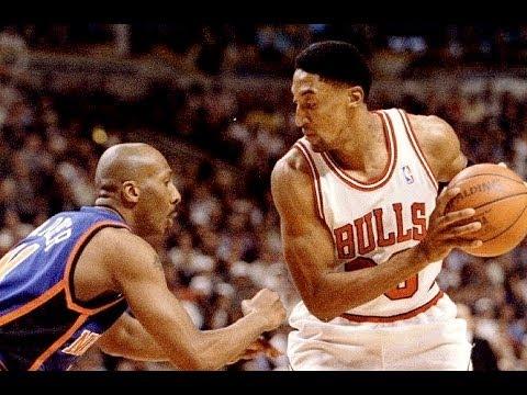 Bulls vs. Knicks - 1994-95 season (Christmas Day game)