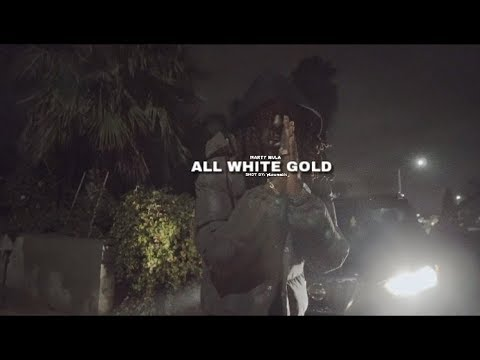 Marty Mula - All White Gold