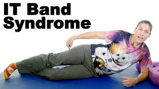 IT Band Syndrome Stretches & Exercises - Ask Doctor Jo