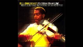 Billy Bang Quintet — At Play In The Fields Of The Lord