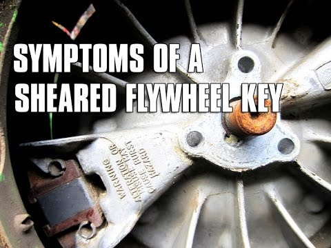 Symptoms Of A Sheared Flywheel Key On A Lawnmower