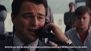 Funny CryptoCurrency video ( wolf of wall street ) - MiningCave