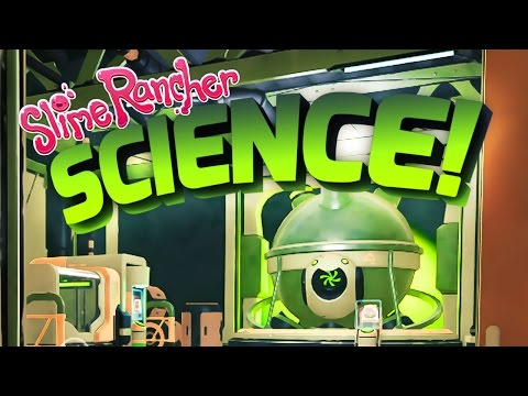 SLIME SCIENCE IS HERE! Slime Rancher 0.4.0 Update - Slime Science And New Areas!