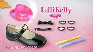 Lelli Kelly School Shoes Advert 2017