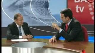Iñigo Alli Martínez de Viálogos en Baquia TV