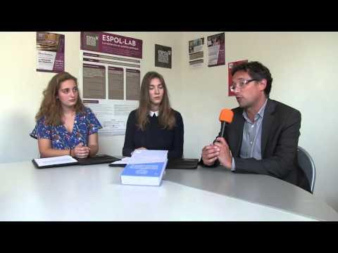 Interview d'Olivier Rozenberg, Associate Professor à Sciences Po Paris