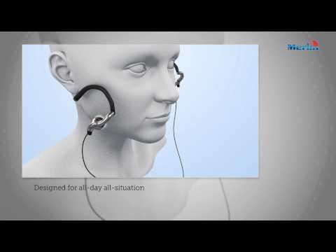 Merlin Quad Acoustic 3D Headphones