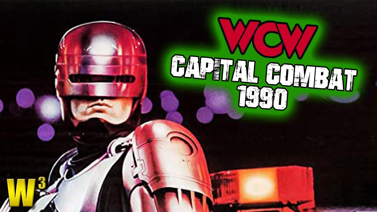 WCW Capital Combat 1990 Review | Wrestling With Wregret