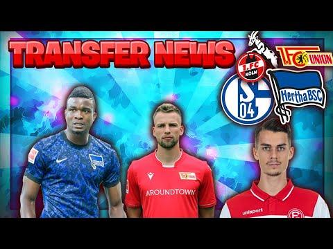 Hertha BSC: Jhon Córdoba wechselt zum FK Krasnodar? Skhiri wechsel in die Serie A? | Bundesliga News