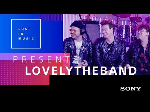 Lovelytheband WHISPER CHALLENGE & BROKEN Acoustic #LostInMusic