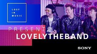 lovelytheband WHISPER CHALLENGE & BROKEN Acoustic #LostInMusic Video