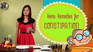 Constipation - 4 Natural Ayurvedic Home Remedies for Immediate Relief from Constipation & Piles