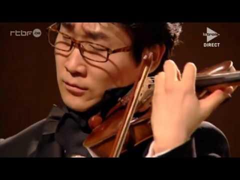 Xiao Wang   Sibelius   Concerto in D Minor   2015 Queen Elisabeth International Violin Competition