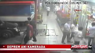 Şırnak Silopi'de Deprem Anı 14.07.2013
