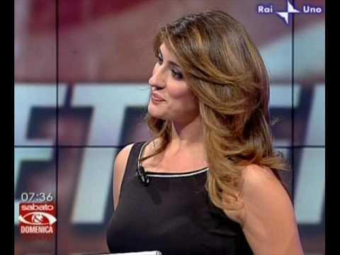 Elisa Isoardi La Bellissima Conduttrice Della Tv Youtube