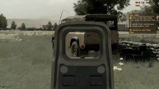 ArmA 2: Operation Arrowhead HD - Boot Camp Gameplay Part 1/2