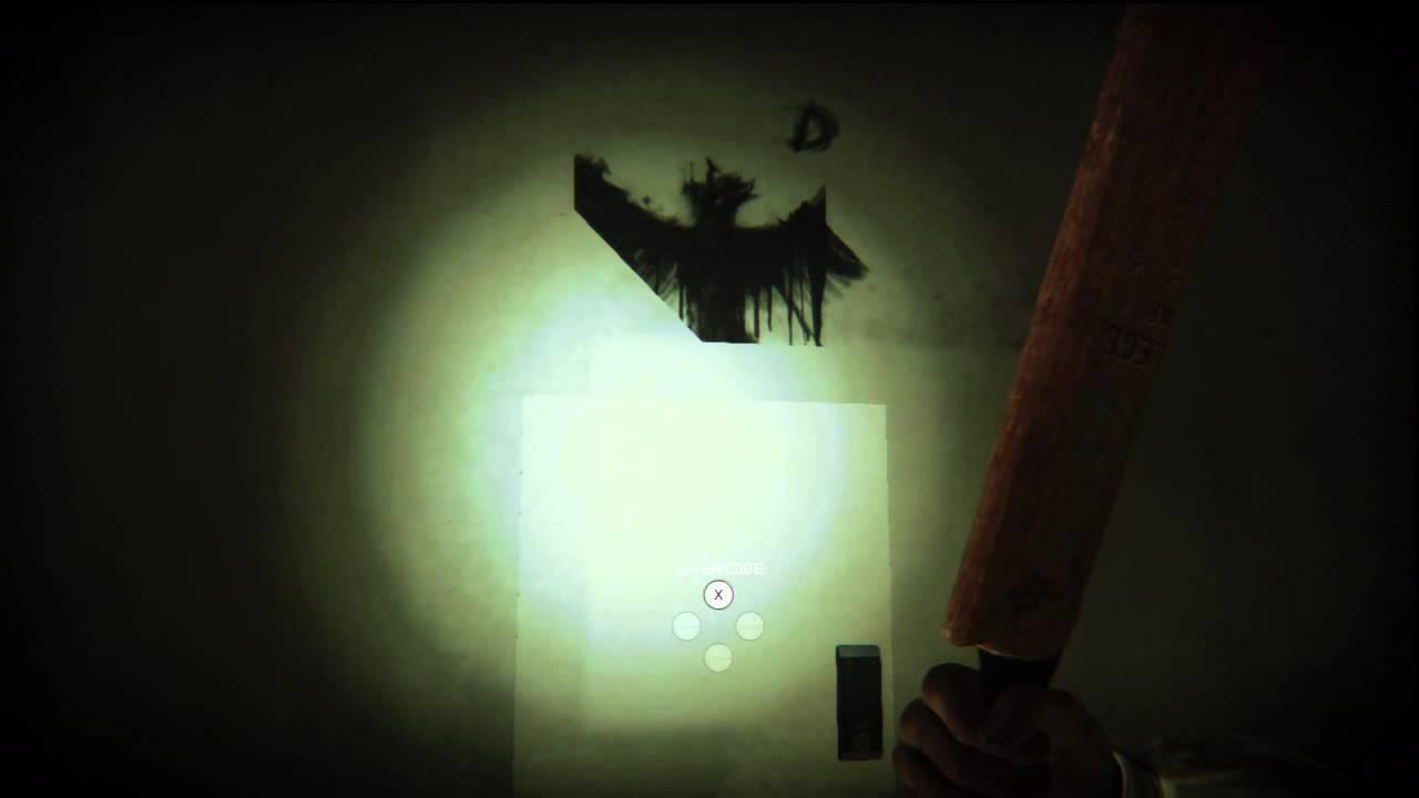 ZombieU - Exploring Brick Lane Flats Raven Symbals Secret Door Zombie HD Gameplay Wii U - YouTube & ZombieU - Exploring Brick Lane Flats Raven Symbals Secret Door ... Pezcame.Com