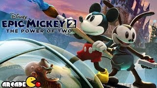 Disney Epic Mickey 2: The Power of Two - The Beginning Story