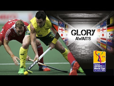 England vs Australia - Men's Rabobank Hockey World Cup 2014 Hague Pool A [07/6/2014]