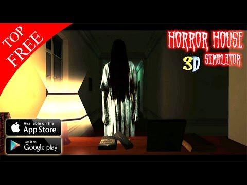 Horror House Simulator 3D