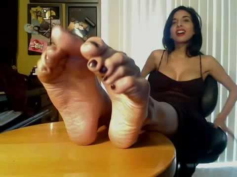 Silvia Sexy Webcam Soles 3