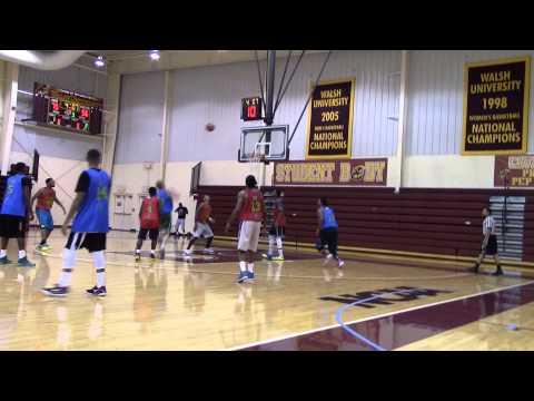 2014 Akron Canton Am Pro Basketball Summer League Jumpman vs EBA Hoops Day 3