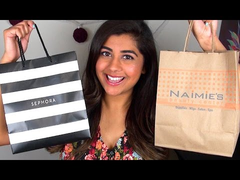 COLLECTIVE MAKEUP HAUL ♥ Sephora, Ulta, Naimie's, & More!