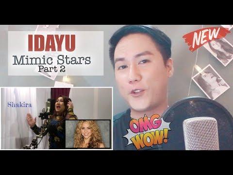 Idayu - MIMIC STARS - Part 2 [REACTION]