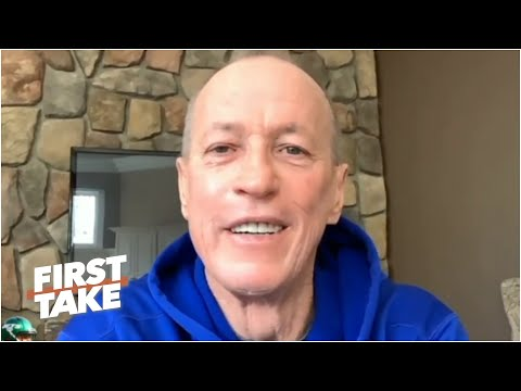 Jim Kelly shares the biggest differences between Josh Allen and Sam Darnold   First Take