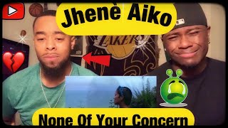 Jhené Aiko 😍 - None of your Concern (Official video) DONT CRY JASON 😭