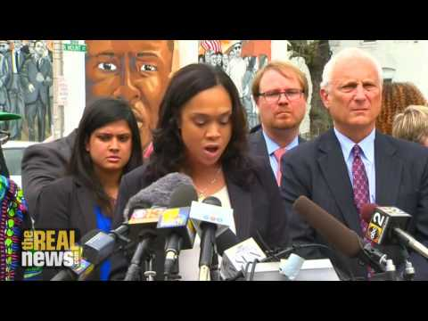 Marilyn Mosby: Inherent Bias When Police Police Themselves