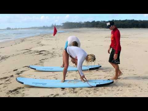 Mojosurf Surf Safety Talk