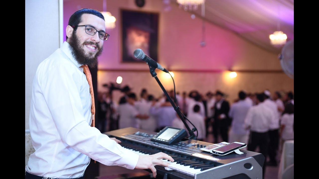אשש על הבמה עם שמחה פרידמן וישראלי'ק בש - 'מלך העולם' / חיים ישראל