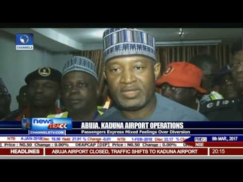 Abuja, Kaduna Airport Operations:  Passengers Express Mixed Feelings Over Diversion