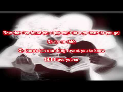 Guys Next Door - I've Been Waiting For You (Lyrics)