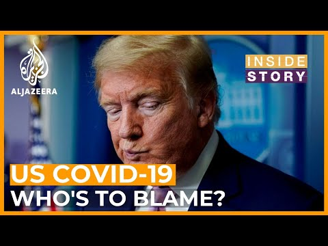 Who's to blame, Trump or the WHO? I Inside Story