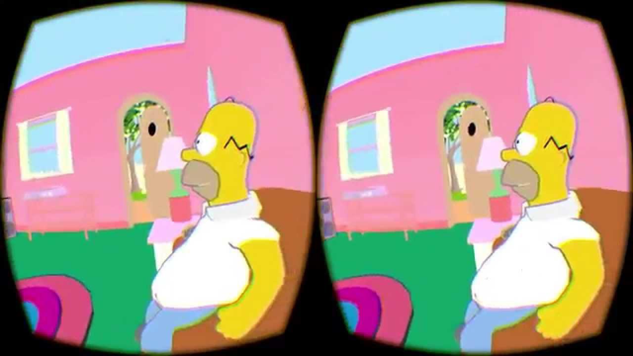 HomerTheater', An Oculus Rift Virtual Desktop Hack for Watching 'The