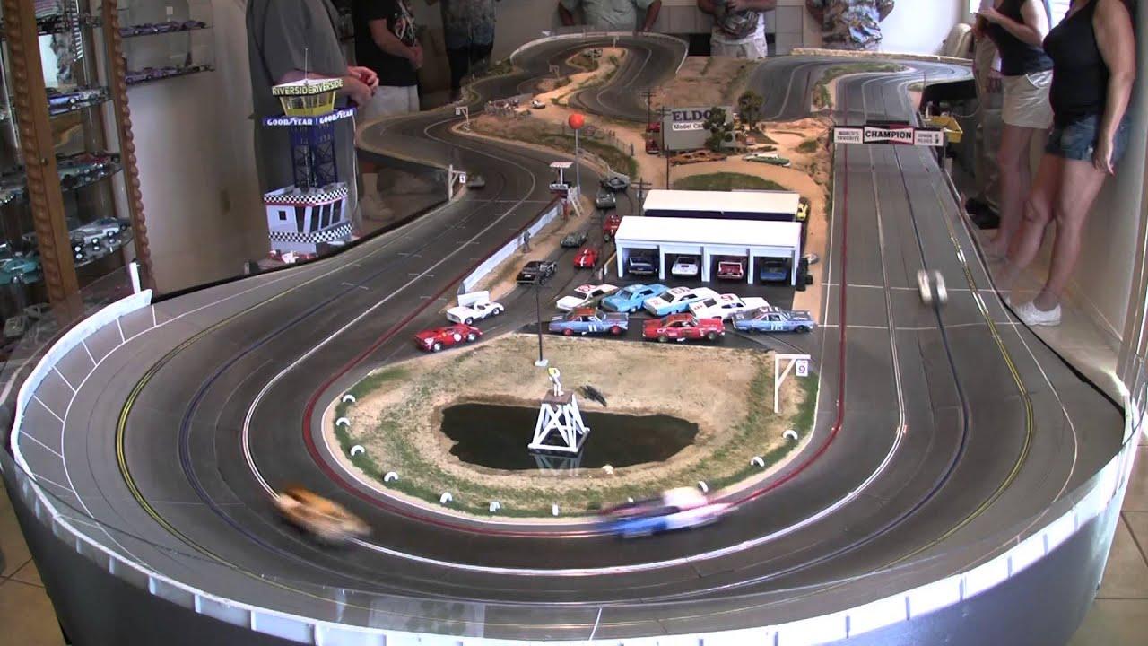 Model Slot Car Racing