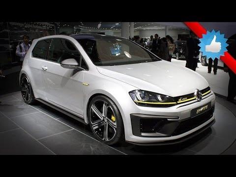 2015 Volkswagen Golf R400 Concept: Beijing 2014