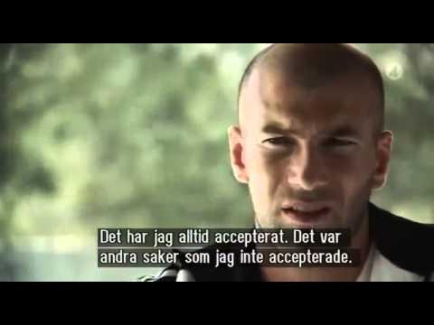 Zinedine Zidane Dokumentari (Swesub)