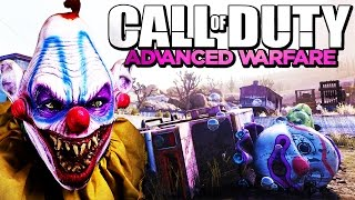 "SIDESHOW EASTER EGGS ""COD AW"" Boom Boom Room, Bathroom Clown & More (HAVOC DLC)"