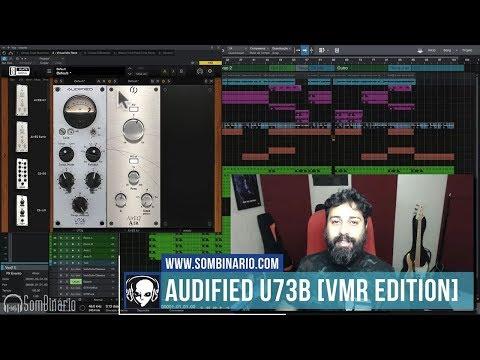 Slate Digital Virtual Mix Rack - Audified u73b