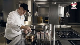 Rigatoni Pulcinella. Μία συνταγή από τον σεφ Έκτορα Μποντρίνι που θα λατρέψεις!