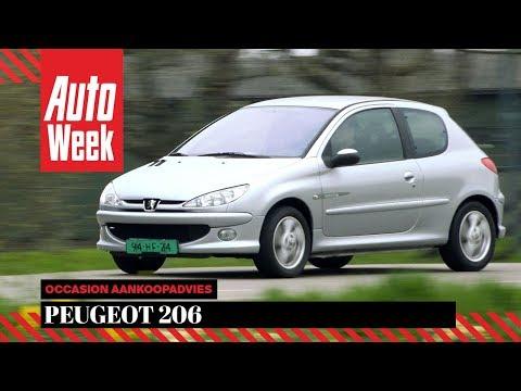 Peugeot 206 - Occasion Aankoopadvies