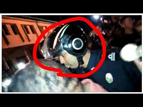 هذا هو شرطي لقتل مواطن بالغلط فمدينة مكناس بحي البساتين -#meknes #bassatine