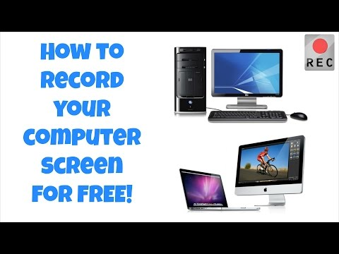 How to Record Your Computer Screen with Audio - Mac/Free/No download from YouTube · Duration:  1 minutes 15 seconds
